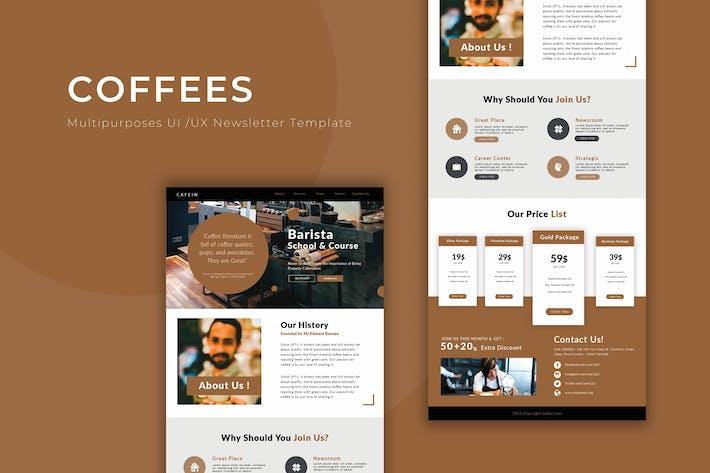 Thumbnail for Coffe Newsletter