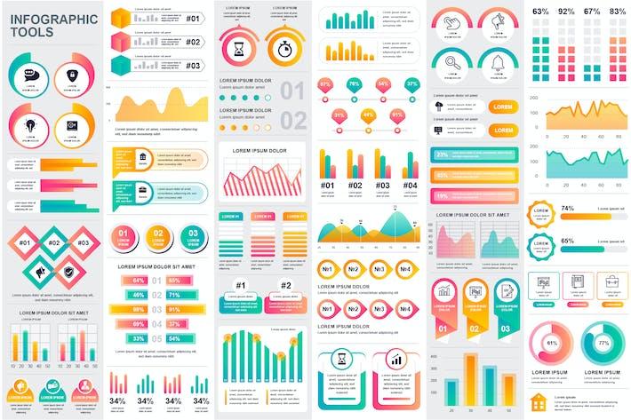 Thumbnail for Инфографический дизайн Коллекция