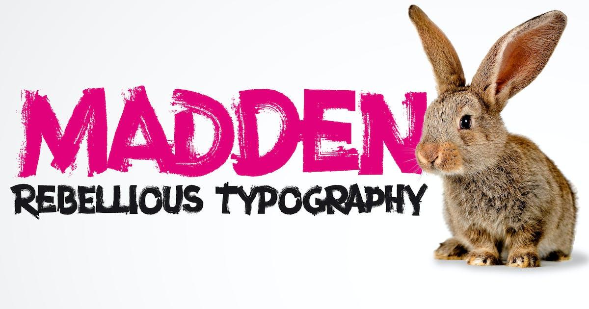 Download Madden by Typogama