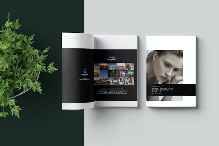 Thumbnail for Photo Album Template