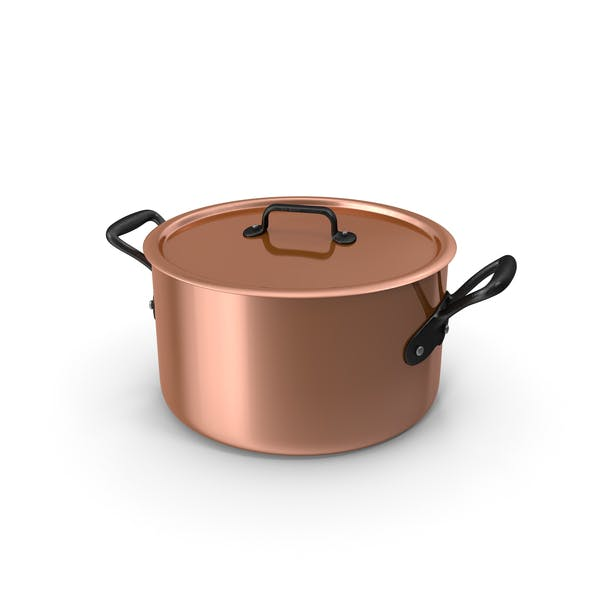 Thumbnail for Copper Pot