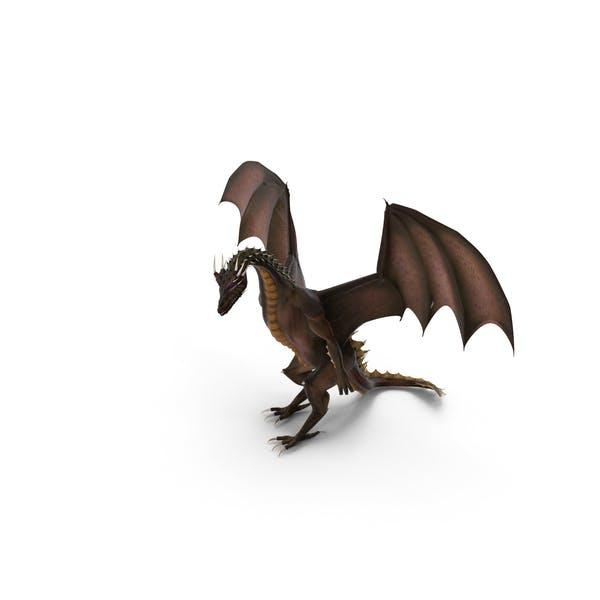 Thumbnail for Dragon Standing