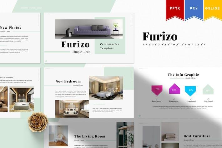 Thumbnail for Furizo | Powerpoint, Keynote, Google Slides