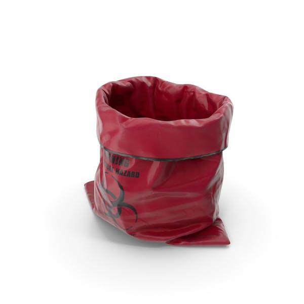 Garbage Bag Red