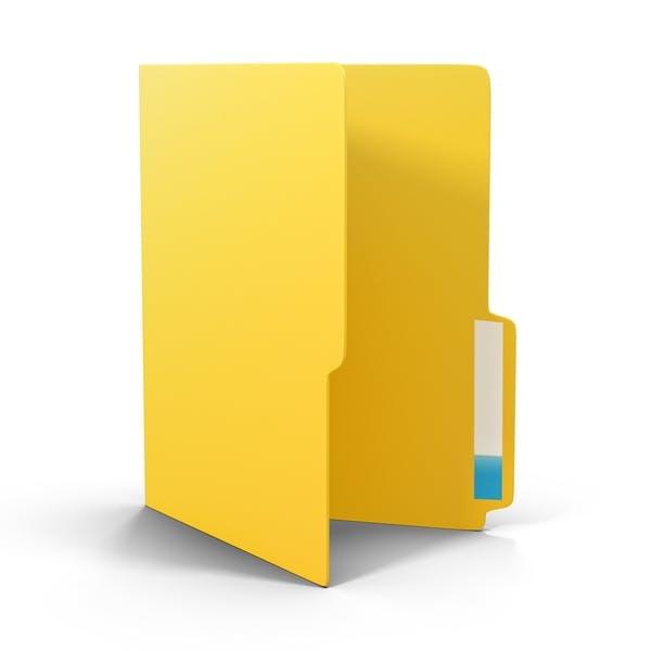 Значок папки компьютера