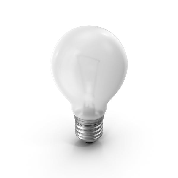 Lightbulb Glossy