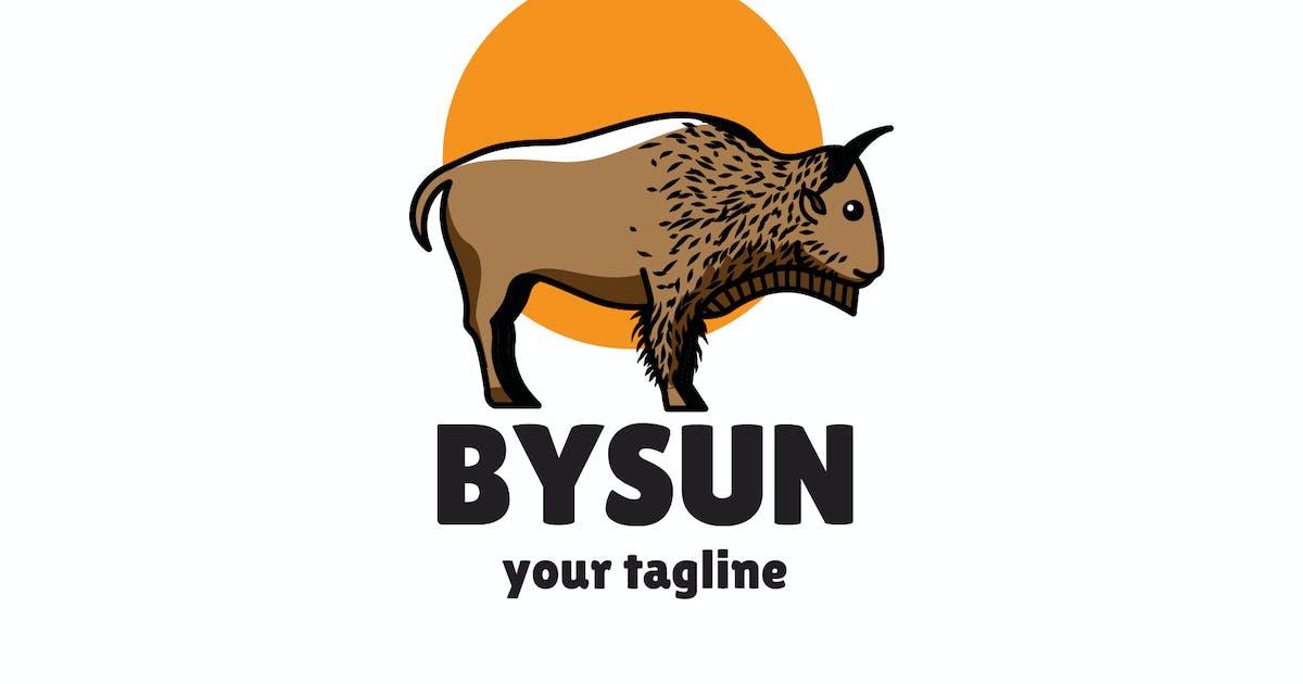 Download Bysun Byson Sun - Mascot Logo by aqrstudio