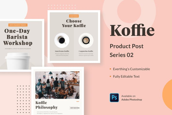 Thumbnail for Koffie Product - Series 02