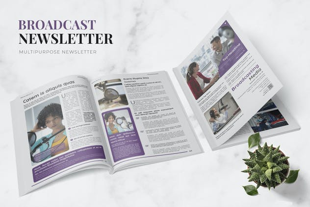 Broadcasting Newsletter