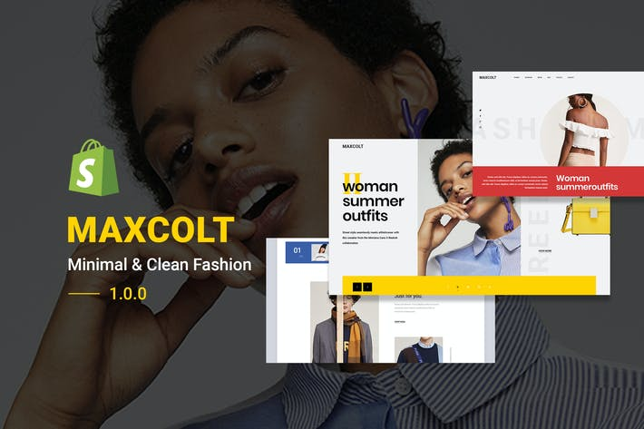 Thumbnail for MAXCOLT | Minimal & Clean Fashion Shopify Theme