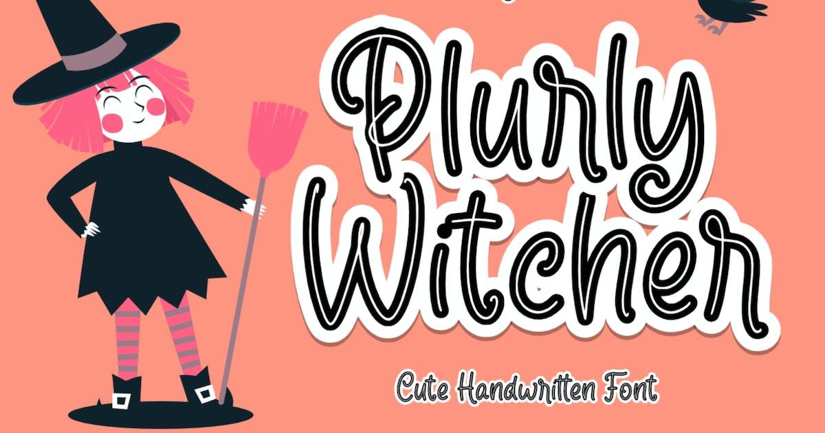 Download Plurly Witcher by Typefar