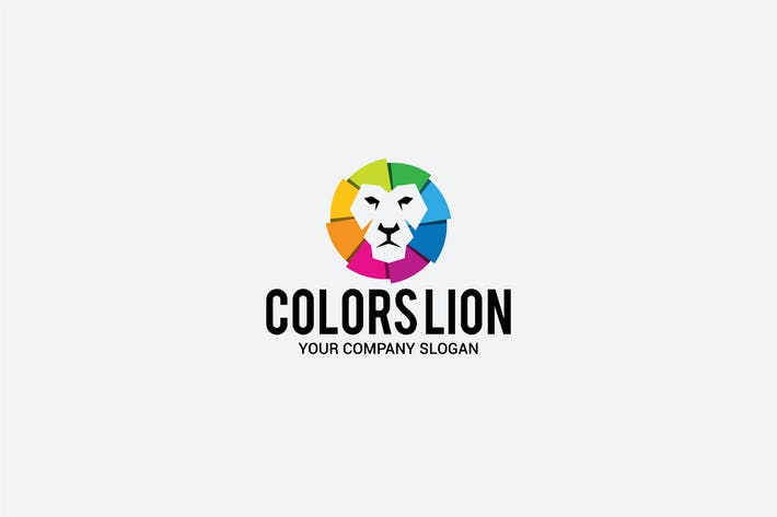 Thumbnail for colors lion