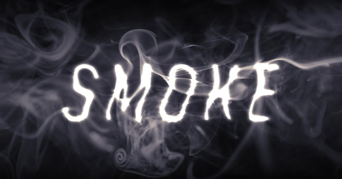 Download Smoke Text Effect by pixelbuddha_graphic