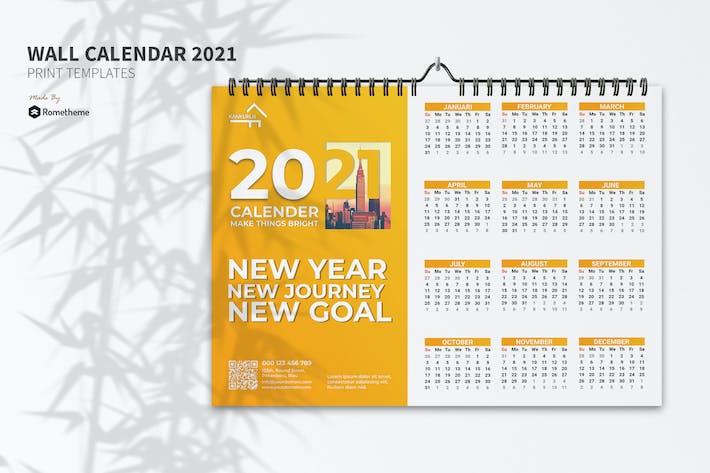 Calender 2021 vol.02 - Calender TY