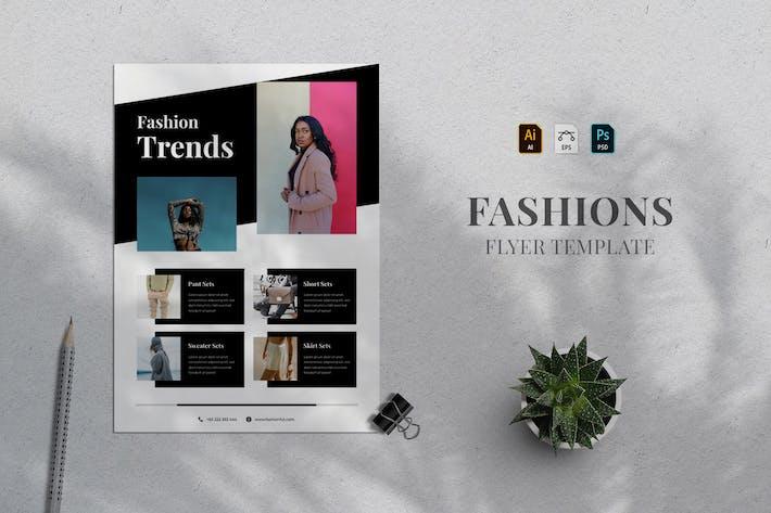 Fashion Flyer 10