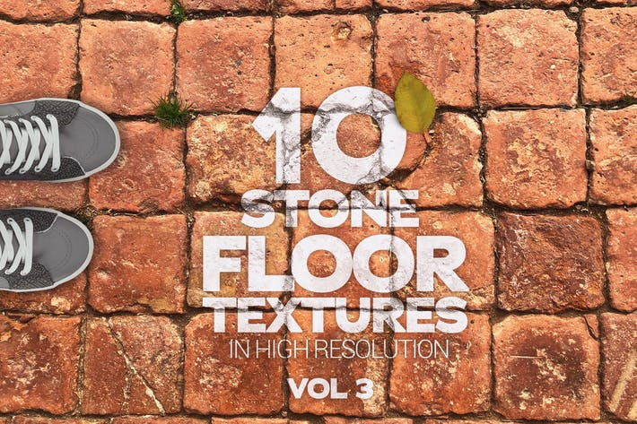 Thumbnail for Stone Floor Textures x10 Vol.3