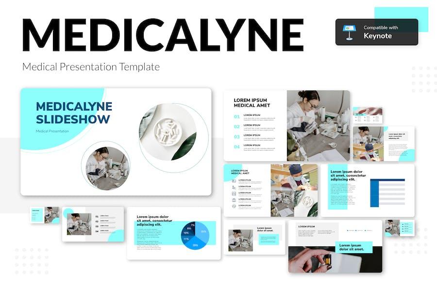 MEDICALYNE - Medical Presentation Template