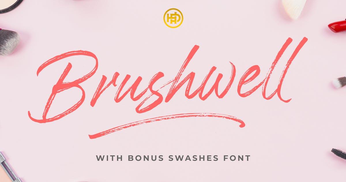Download Brushwell by hptypework