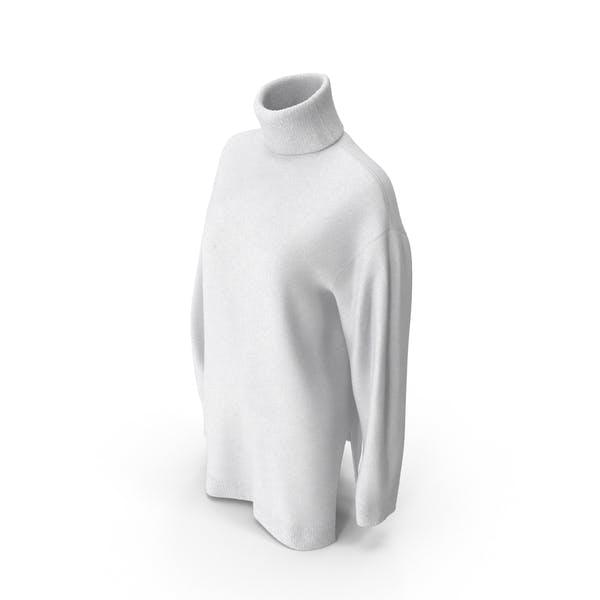 Women's Sweater White