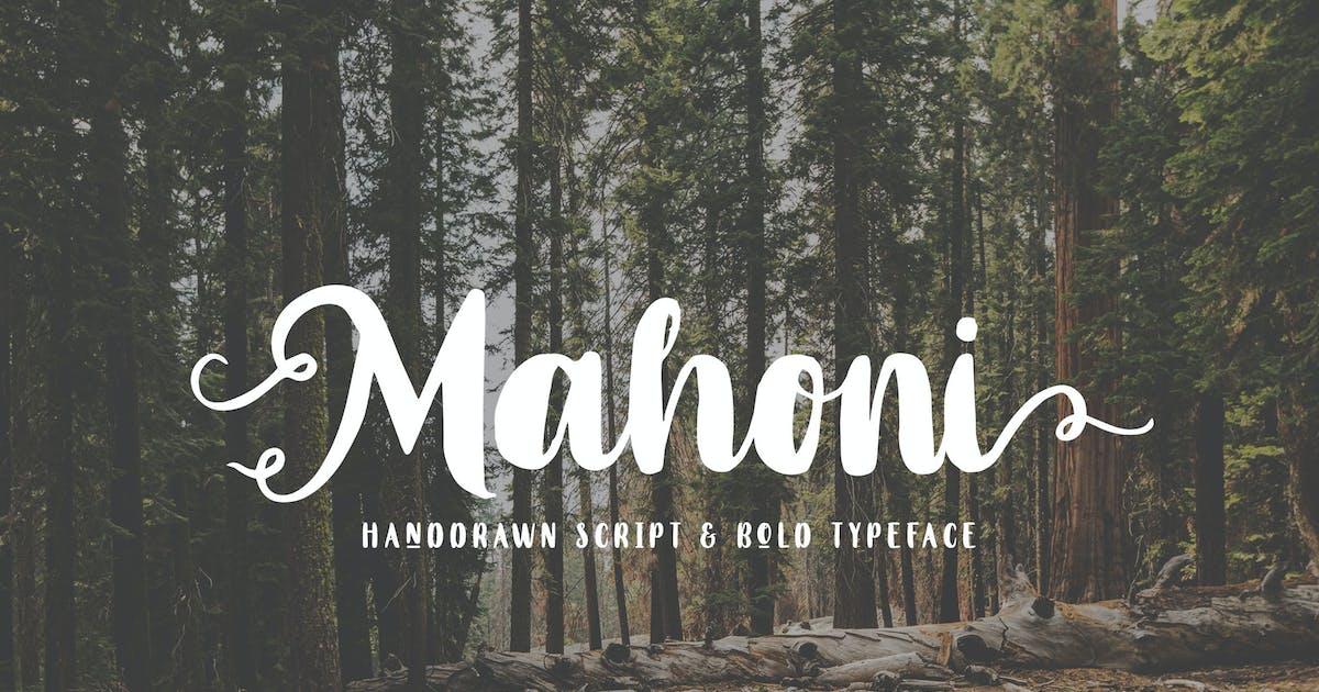 Download Mahoni by DikasStudio