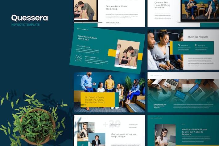 Thumbnail for Quessera - Креативный корпоративный доклад