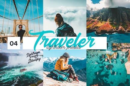 Traveler Lightroom Presets