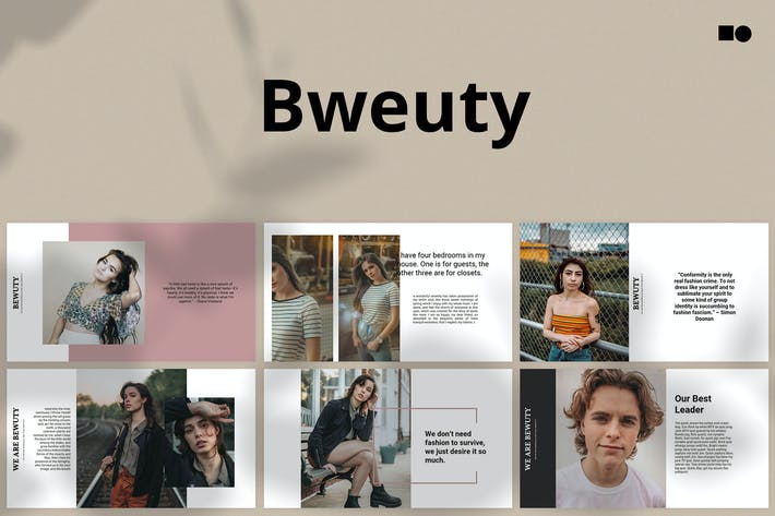 Thumbnail for Bweuty - Keynote