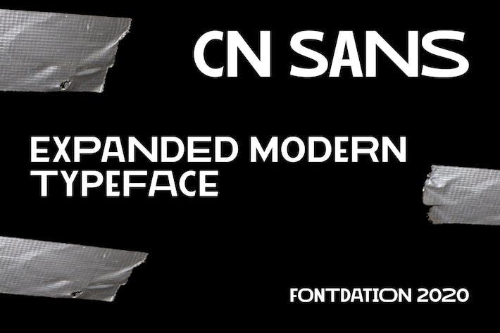 Thumbnail for CN Sans