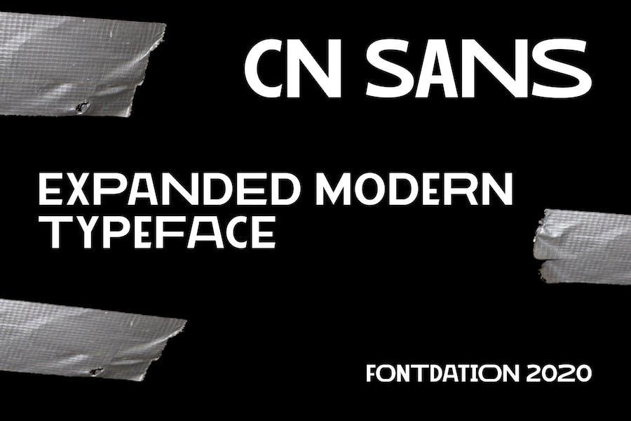 CN Sans