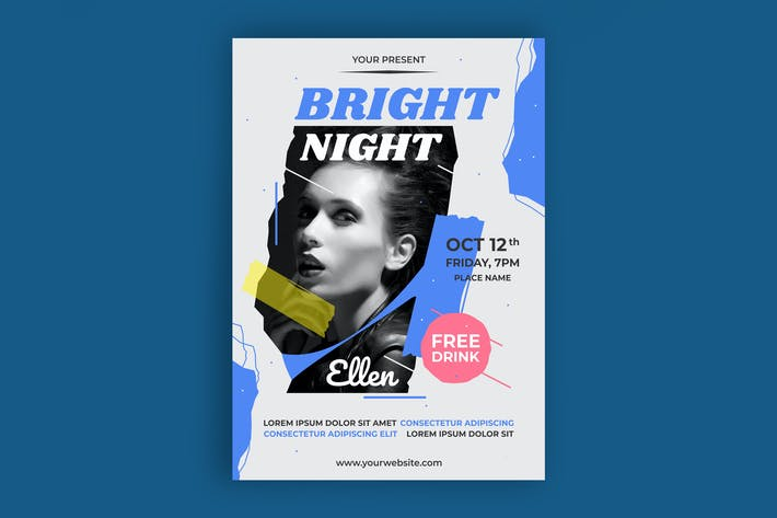 Thumbnail for Female DJ Poster