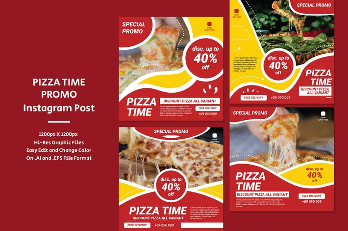 Pizza Time Promo