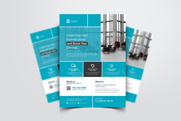 Business Flyer 042
