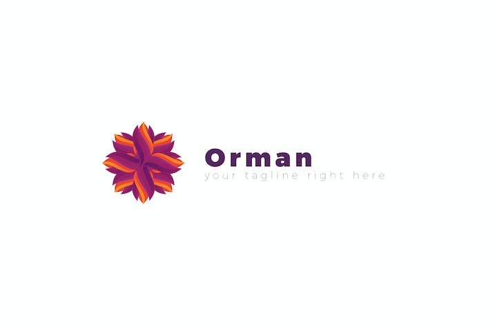 Thumbnail for Orman - Abstract Logo Template