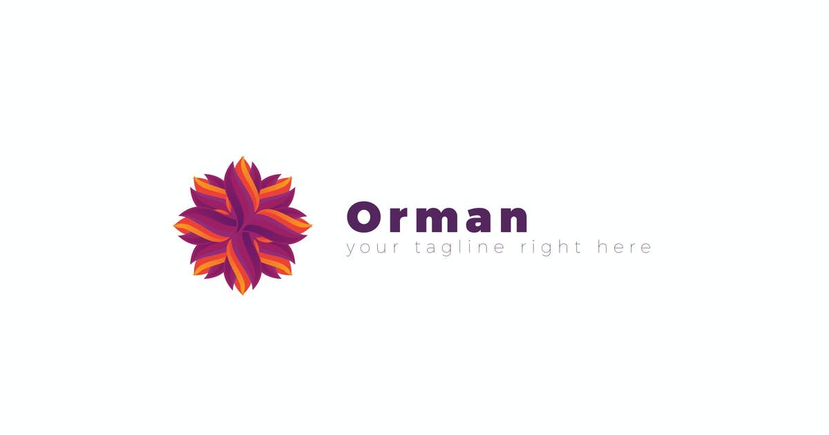 Download Orman - Abstract Logo Template by ThemeWisdom