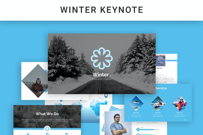 Thumbnail for Winter Keynote