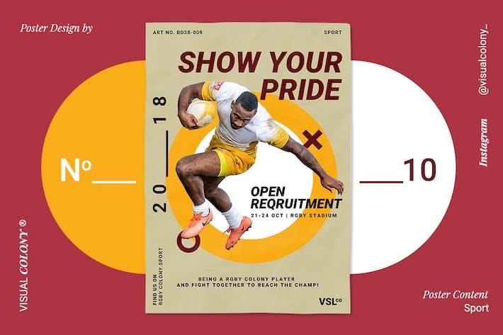 Thumbnail for Sport Poster