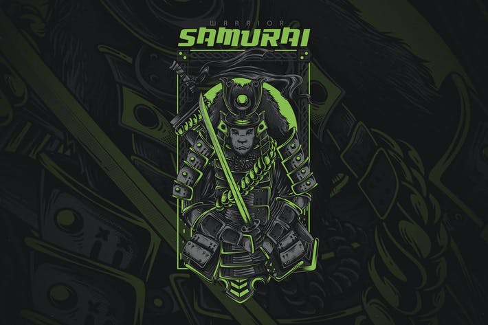 Thumbnail for Samurai Warrior