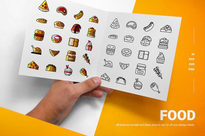 Food - Icons