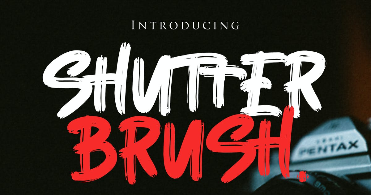 Download Shutter Brush by shirongampus