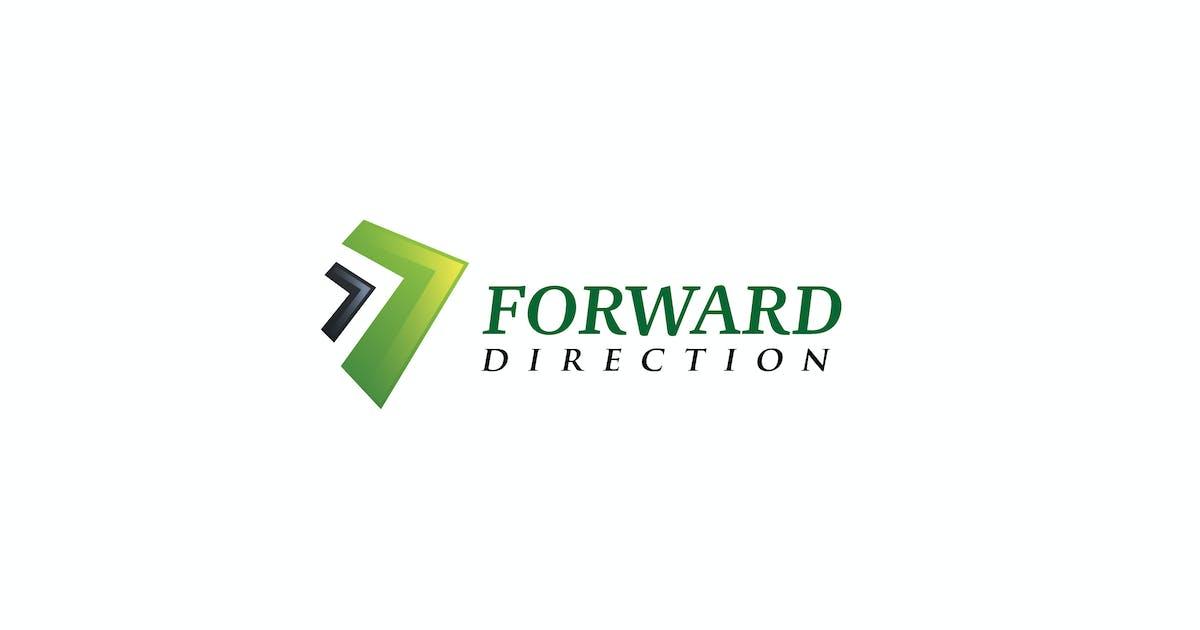 Download Technology Logo -Forward Direction by jiwstudio