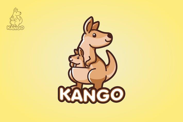 Thumbnail for Kango - Mascot Logo