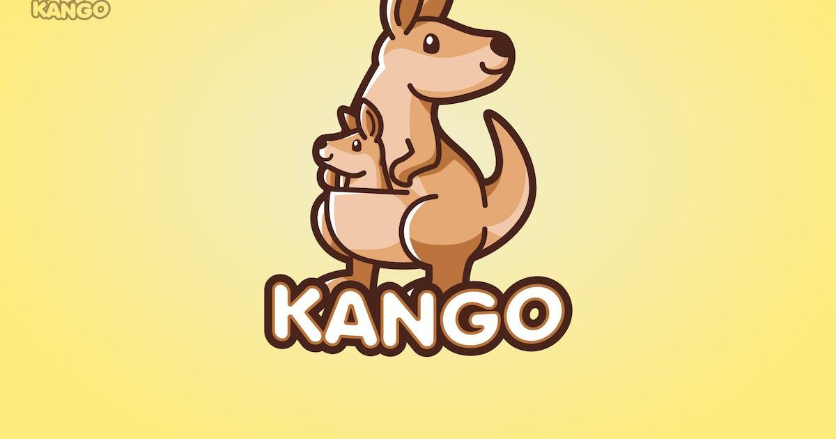 Download Kango - Mascot Logo by aqrstudio