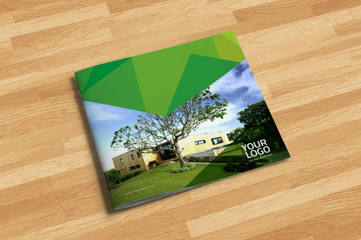 Thumbnail for Abstract Ecologic Brochure