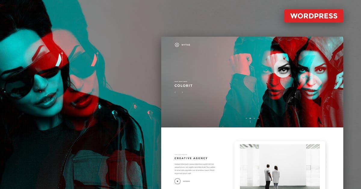 Download Wythe - Creative Portfolio Theme by ArtstudioWorks