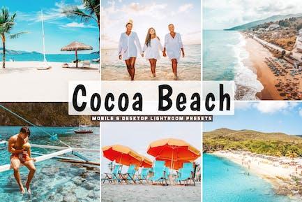 Пресеты для мобильных и настольных компьютеров Cocoa Beach