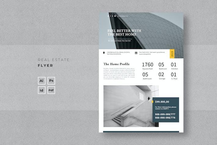 Thumbnail for Immobilien Flyer