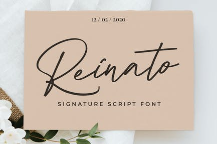 Reinato Signature