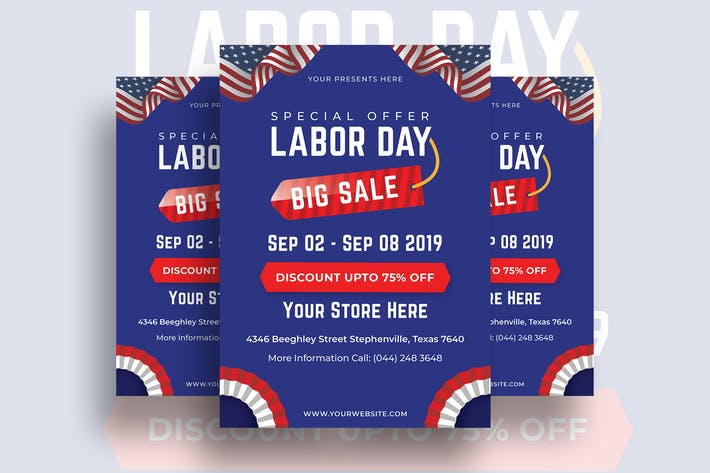 Thumbnail for Labor Day Sale Flyer-08