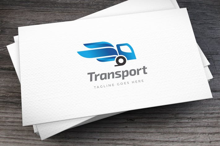 Thumbnail for Transport Logo Template