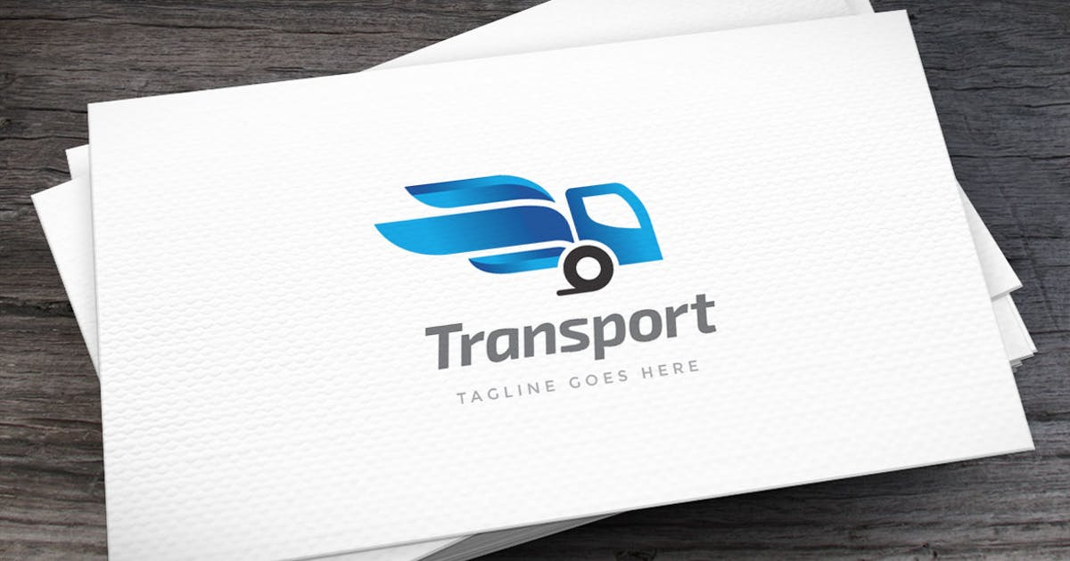Download Transport Logo Template by empativo